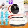 HD 720p IR 야간 시계 무선 WiFi IP 사진기 안전 CCTV 통신망 비디오 녹화 캠 DVR