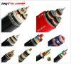Cable de transmisión acorazado aislado XLPE/PVC del alto voltaje
