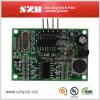 asamblea del diseño de la fabricación de la placa de circuito impreso del PWB de 6-Layer Enig