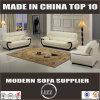 Европейский Divani современный кожаный диван, Lz223