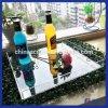 Het acryl Dienende Dienblad van het Huwelijk/het Dienblad van de Cocktail van het Perspex voor Verkoop