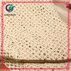 Tessuto all'ingrosso di lavoro a maglia di trama del merletto dello Spandex del poliestere da vendere
