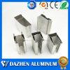 Profil en aluminium en aluminium de série de porte d'obturateur de rouleau de lamelle d'extrémité avec différentes couleurs