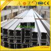 De Exporteur die van het aluminium het Profiel van de Gordijngevel van het Aluminium Voor Voorzijde leveren