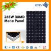 30V 265W Mono picovolte Solar Panel