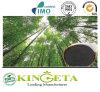 Ricchi fogliari del fertilizzante nella materia organica di bambù
