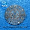 Symbole (BM-B038)를 가진 바다 Shell Wristwatch Dial