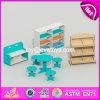 Muebles de madera preescolares W08h075-S del jardín de la infancia de los niños baratos al por mayor