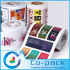 Printed de encargo Color White Polyester Film para Food Packaging