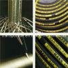Flexible hydraulique haute pression 4sp 3/4
