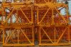 Tower Crane의 돛대 Section 또는 Standard Section/Body