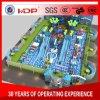 遊園地のPlaylandの屋内運動場装置HD16-195A
