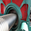 Кольцевой гофрированные гибкие металлической трубы формовочная машина