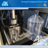 En matière plastique semi-automatique de moulage par soufflage de soufflage de bouteilles PET Making Machine de moulage par prix