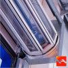 Trappe rapide personnalisée d'obturateur d'alliage d'aluminium