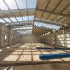 Bâtiment de construction métallique préfabriqué en acier avec le meilleur design