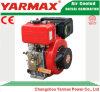 Motor Diesel de refrigeração de Yarmax ar silencioso