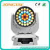36PCS 10W 4in1 СИД Wash Zoom Moving Head с 3 Virtual Color Wheel (JT-224)