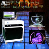 3D Machine van de Gravure van de Laser van het Kristal, de Brandende Machine van de Laser van het Glas hsgp-2kc