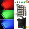 5X5 25 * 10W RGBW 4in1 etapa del disco LED Efecto Matrix Light