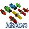 Adaptadores óticos da fibra cheia do metal FC