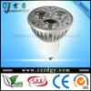 3X3w 110-240V chauffent la lumière blanche de GU10 LED