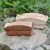 Jogos & tampa de madeira do plantador da flor da venda quente