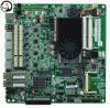 Intel Celeron 1037u Fiber Optic Motherboard con 4 la lan (ITX-NM70SL)