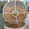 Шланг 3 трубы полива воды PVC Layflat гибкий аграрный