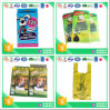 Biodegradable Ecológico de la bolsa de caca de Perrito con asa