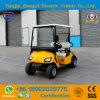 도로 배터리 전원을 사용하는 고전적인 셔틀 세륨 증명서를 가진 전기 관광 골프 실용 차량 떨어져 Zhongyi 2 Seater