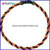 Nach Maß Titanium Sport Braided Rope Necklace und Bracelet mit Your Logo