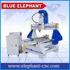 7020 mini kleine 4. Mittellinie CNC-kümmert sich hölzerne Ausschnitt-Fräser-Maschine der Liebhaberei-3D für Tisch-Bein-Kunst um hölzerne Fertigkeiten