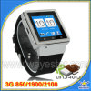 1.54の腕時計Phone Android WiFi 3G GPS Wristwatch Mobilephones