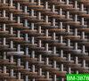 Wicker di plastica Rattan per Outdoor Furniture (BM-3876)