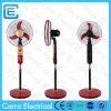 Emergency Lightの高いRotation Speed Rechargeable Fan