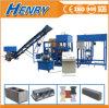 Konkreter hohler Block des China-hochwertiger automatischer hydraulischen Kleber-Qt4-20, der die Maschine pflastert den Block herstellt Maschine herstellt