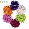 Silk artificiale Flower Head per Decoration