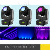60W 8 Prisme du visage LED Zoom Moving Head DJ Lighting