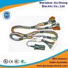 Asamblea de cable de encargo del harness del alambre del equipamiento médico