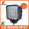 Lámpara de trabajo del poder más elevado 48W LED para las luces resistentes del carro de los barcos 48W LED de la explotación minera para el proyector de la conducción de automóviles