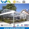 100 людей Crystal Roof Wedding Glass Tent для Sale