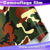 Digital Camouflage Car Wrapping Foil 1.52*30m Car Vinyl Film