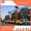 Jmc 16mの空気のプラットホームクレーントラック