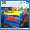 840 Galzed Tejadilho lado a máquina de formação de rolos