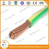 12 AWG condutor puro Fio eléctrico de PVC para uso interno