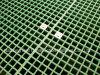 Grate con le clip della sella, fibra di vetro digrignata, grata della plastica di rinforzo vetroresina