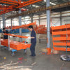 Fornecedores chineses para vigas do caixotão da cremalheira da pálete