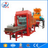 Première machine de fabrication de brique concrète hydraulique