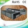 Imprimante UV de prix discount pour le bois acrylique en cuir d'unité centrale d'ABS